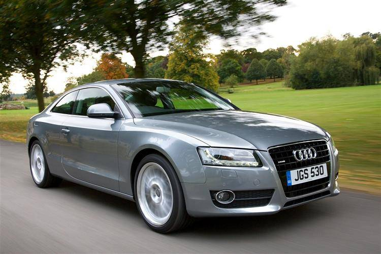 Audi A5 Coupe 2012 2015 Used Car Review Car Review Rac Drive