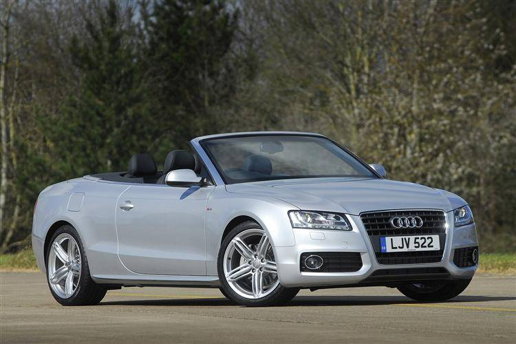 audi a5 cabriolet 2009 2011 used car review car. Black Bedroom Furniture Sets. Home Design Ideas