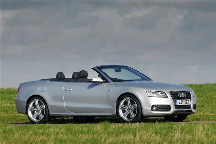 Audi A Cabriolet Used Car Review Car Review RAC Drive - Audi a5 review