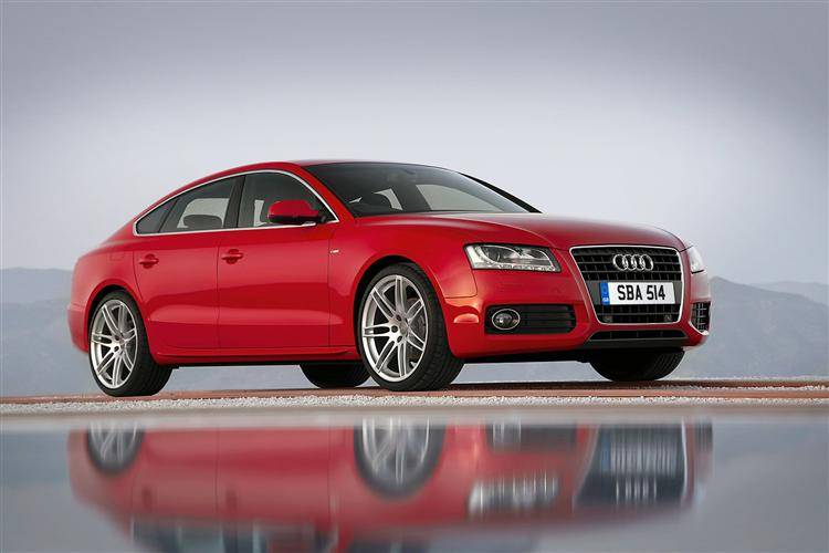 audi a5 sportback 2010 2012 used car review car review rac drive. Black Bedroom Furniture Sets. Home Design Ideas
