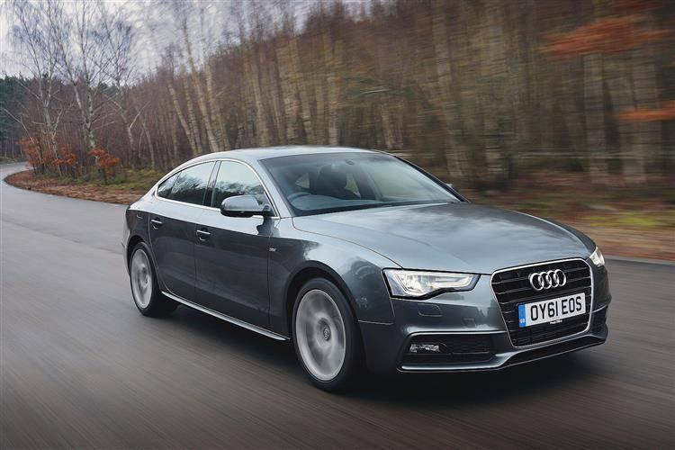audi a5 sportback (2012 - 2015) used car review | car review | rac