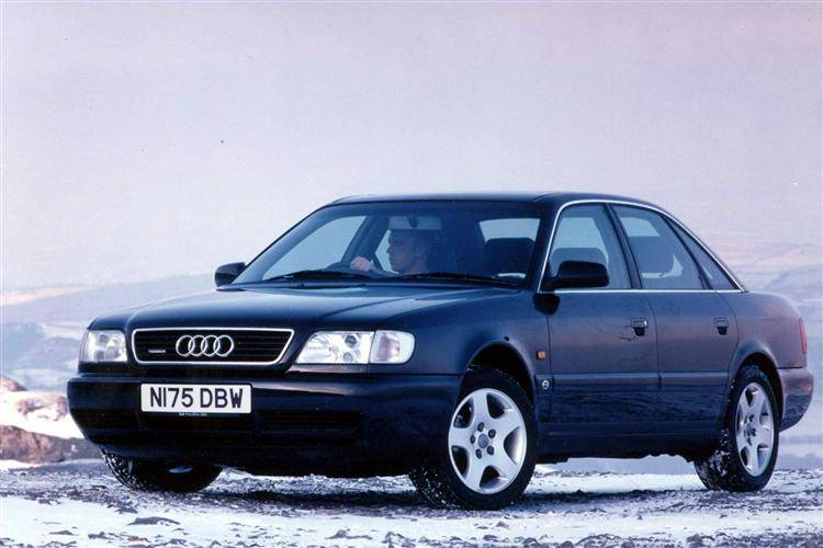 Audi A6 1994 1997 Used Car Review Car Review Rac Drive