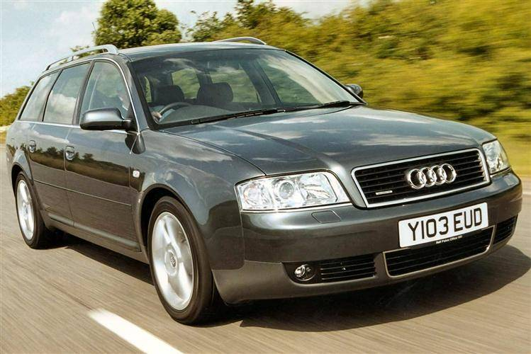 Audi A Avant Used Car Review Car Review RAC Drive - A6 audi