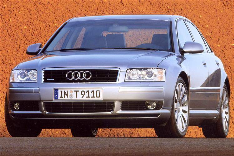 Audi A8 (1994   2003) Used Car Review