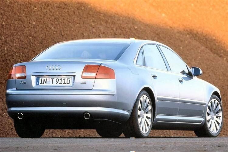 Audi A8 (1994 - 2003) used car review