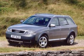 Audi Allroad (2000 - 2006) used car review
