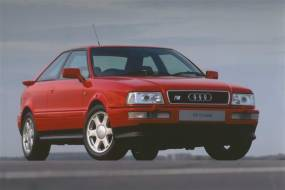 Audi Coupe (1989 - 1996) used car review