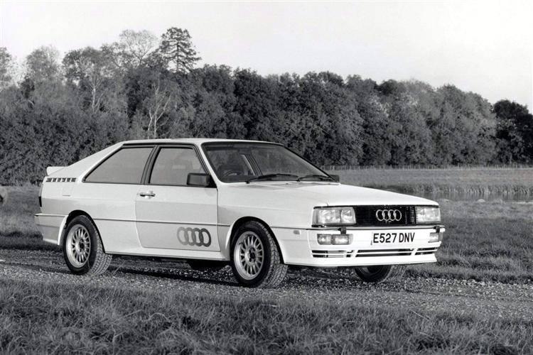 Used 1985 audi quattro for sale 14