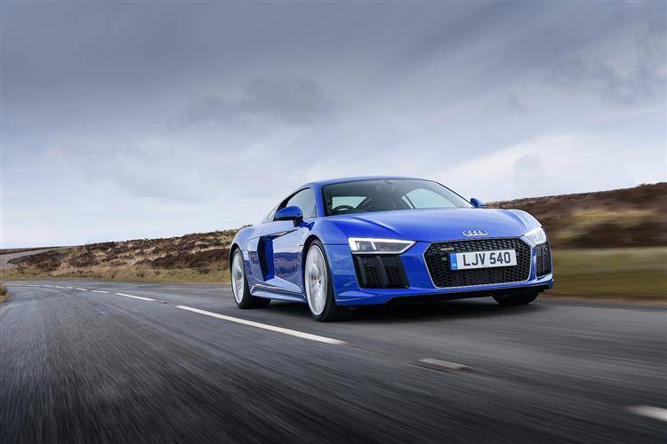 Audi R8 Coupe (2015 - 2018) used car review