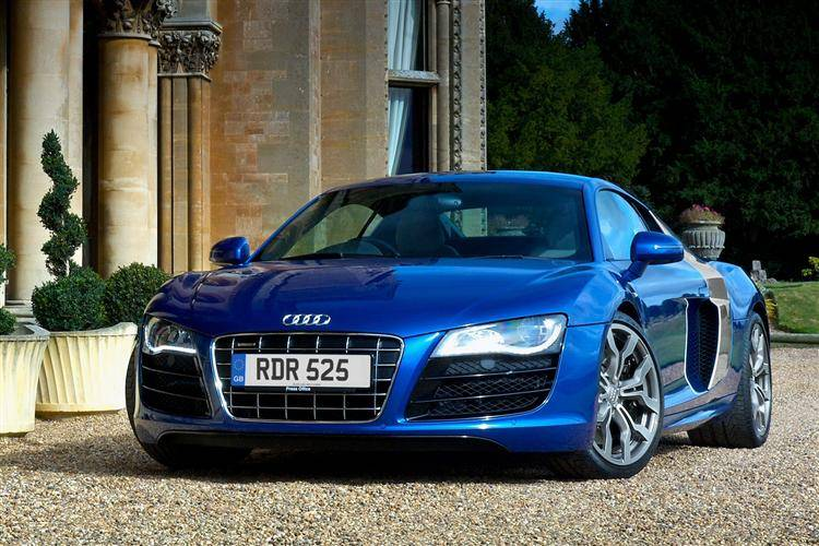 audi r8 v10 2009 2012 used car review car review rac drive. Black Bedroom Furniture Sets. Home Design Ideas