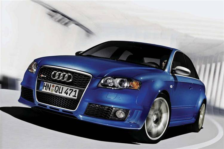 audi rs4 2005 2008 used car review car review rac drive rh rac co uk 2008 Audi RS4 Tuning 2008 Audi R8