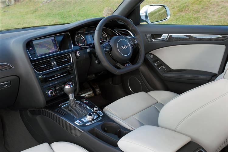 Audi RS4 Avant (2012 - 2015) used car review