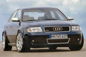 Audi RS6 (2002 - 2004) used car review