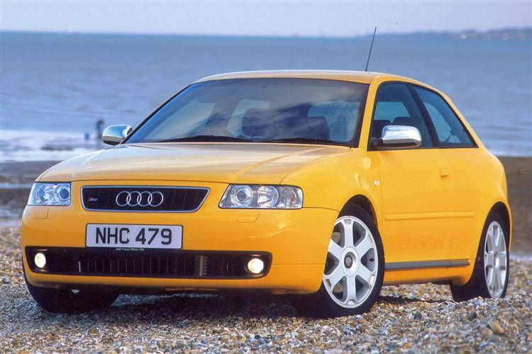 Audi S3 (1996 - 2003) used car review