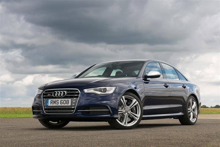 Audi S Used Car Review Car Review RAC Drive - Audi s6 review