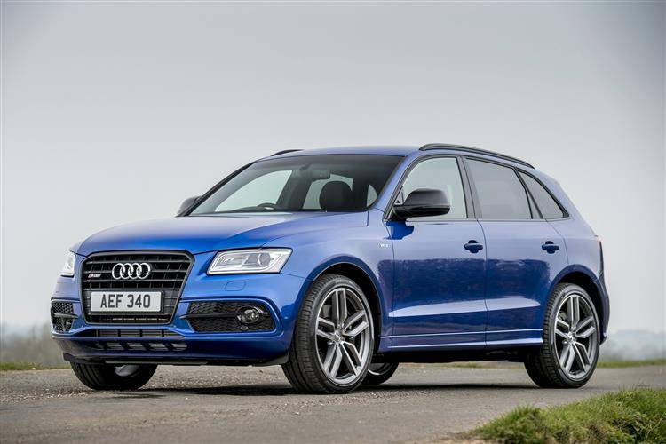 audi sq5 tdi 2012 2016 used car review car review. Black Bedroom Furniture Sets. Home Design Ideas