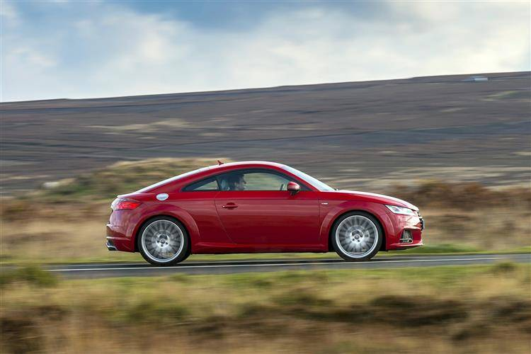 Audi TT Coupe (2014 - 2018) used car review | Car review | RAC Drive