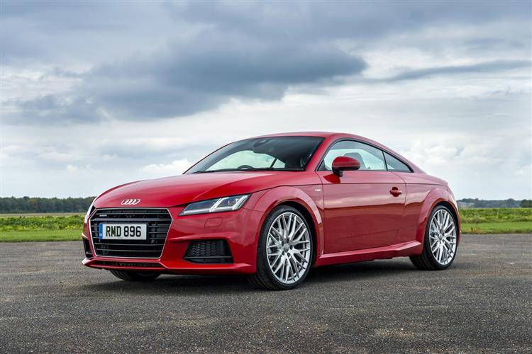 Audi TT Coupe (2014 - 2018) used car review