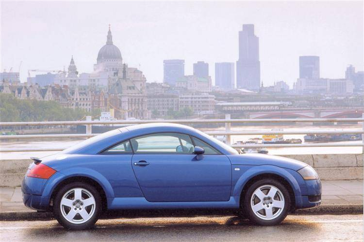 Audi TT (1999 - 2006) used car review | Car review | RAC Drive