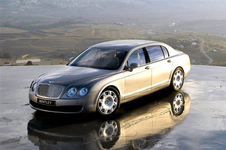 Bentley flying spur reliability