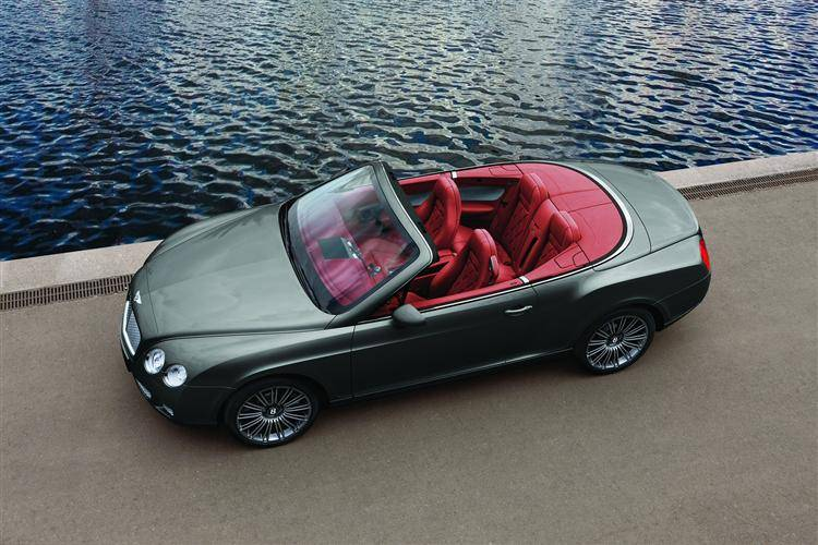 ... Bentley Continental GTC (2006 2018) Used Car Review