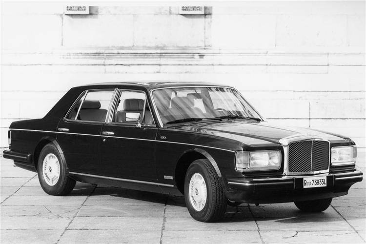 Bentley brooklands 1992-1997