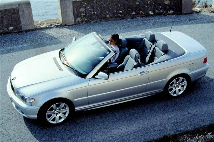 BMW Series Convertible Used Car Review Car - Bmw 325ci 2000