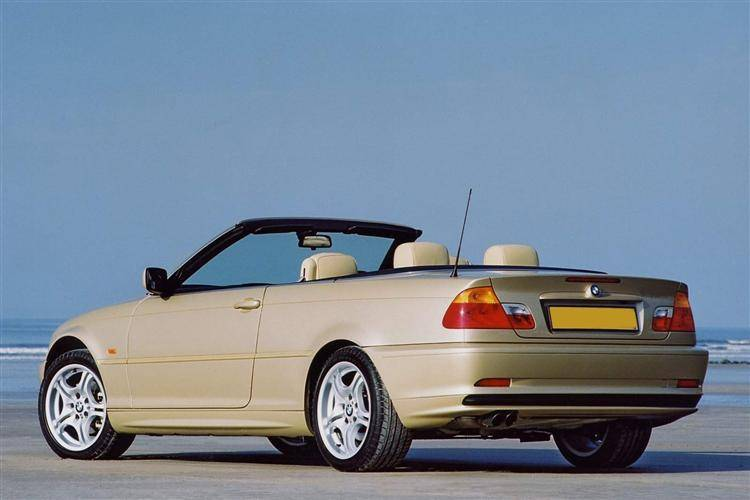 Bmw 3 Series Convertible 1994 2000 Used Car Review Car Review