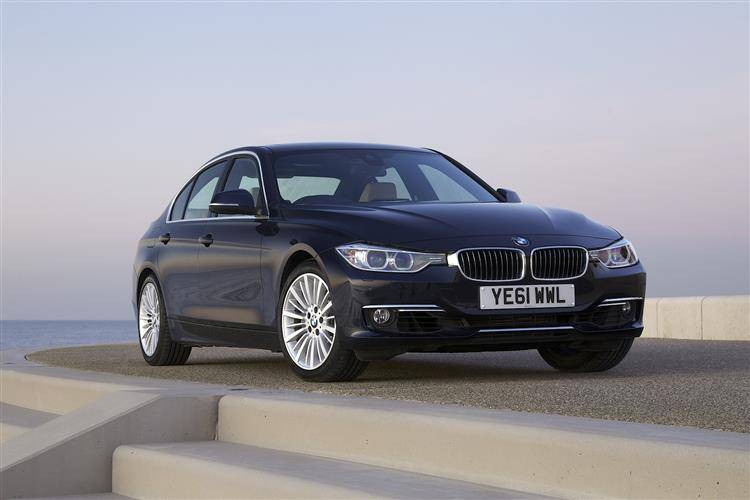 BMW 3 Series 2012  2015 used car review  Car review  RAC Drive