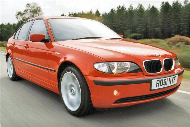 BMW Series Used Car Review Car Review RAC Drive - 2001 bmw 3 series problems
