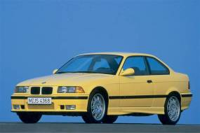 BMW 3 Series Coupe (1992 - 1998) used car review
