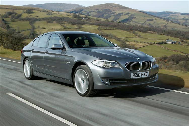 bmw 5 series 2010 2013 used car review car review. Black Bedroom Furniture Sets. Home Design Ideas