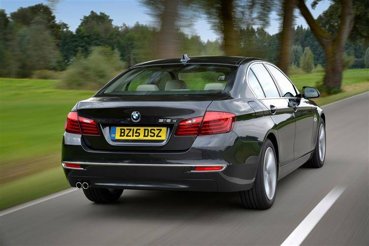 Used Bmw 5 Series Review >> BMW 5 Series (2013 - 2016) used car review | Car review | RAC Drive