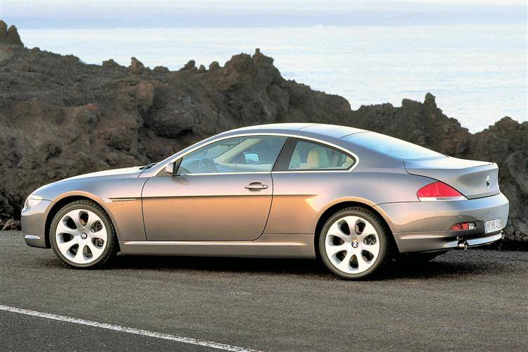 BMW 6 Series Coupe (2003 - 2010) used car review