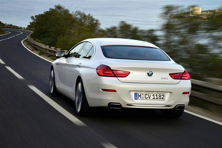 BMW 6-Series Gran Coupe (2015 - 2018) used car review