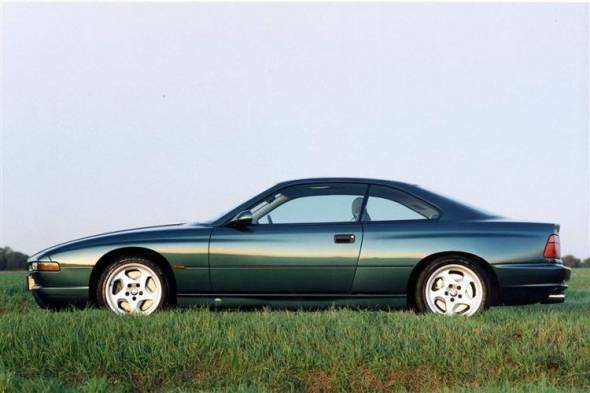 BMW 8 Series (1990 - 1999) used car review