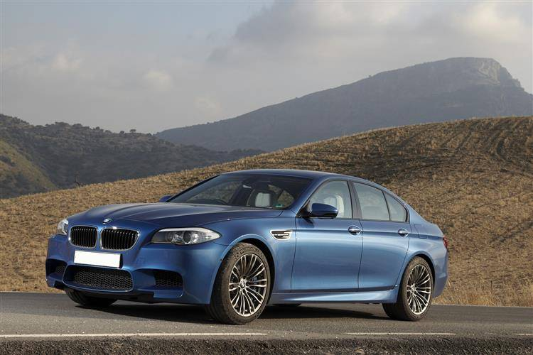 BMW M5 (2011 - 2017) used car review   Car review   RAC Drive
