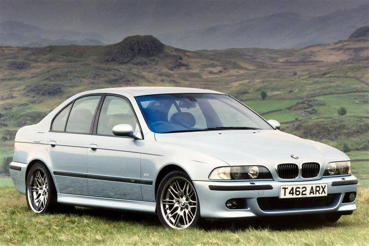 BMW M5 (1999 - 2003) used car review | Car review | RAC Drive