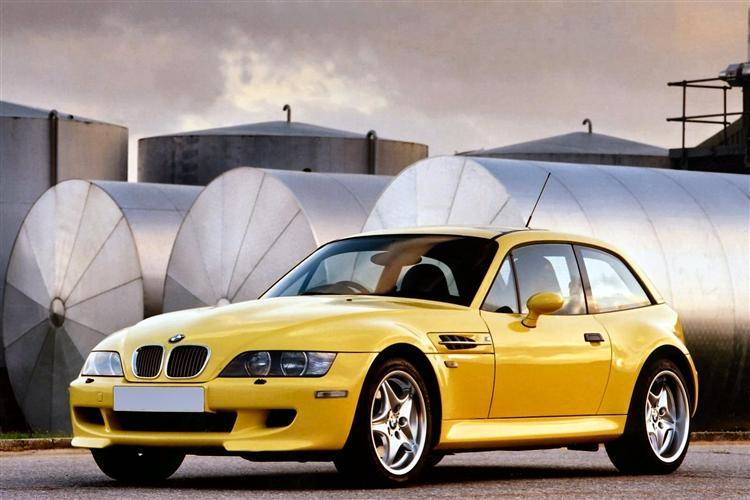 BMW M - Coupe (1998 - 2003) used car review