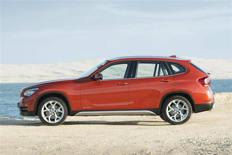 ae79cdbf08d4 BMW X1 (2012-2015) used car review