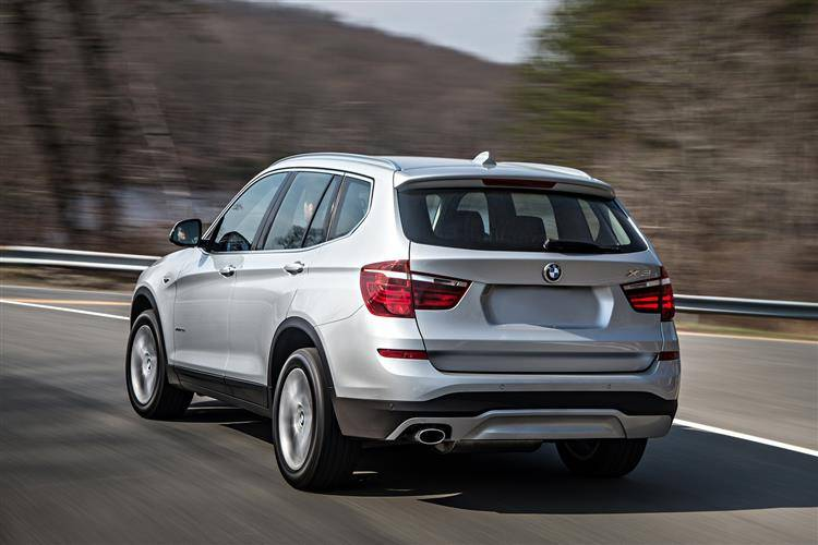 BMW X3 (2010 - 2017) used car review | Car review | RAC Drive