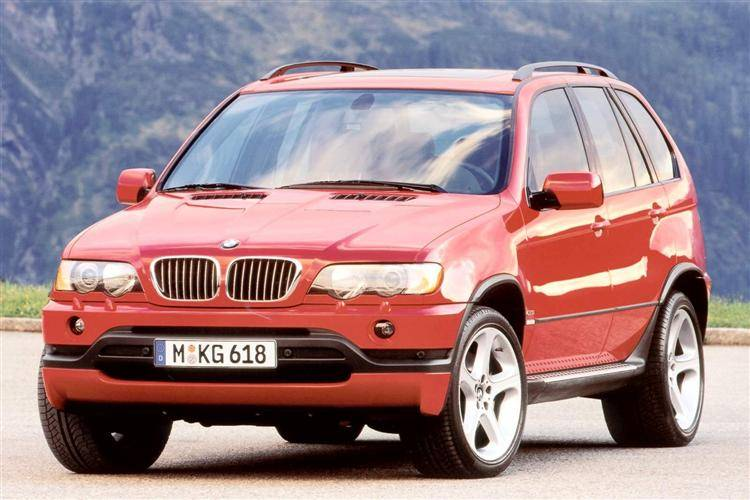 BMW X5 (2000 - 2007) used car review