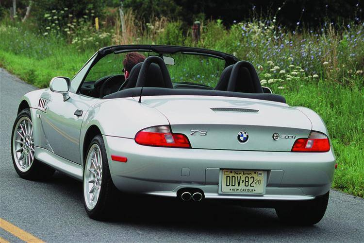 bmw z3 1997 2003 used car review car review rac drive. Black Bedroom Furniture Sets. Home Design Ideas