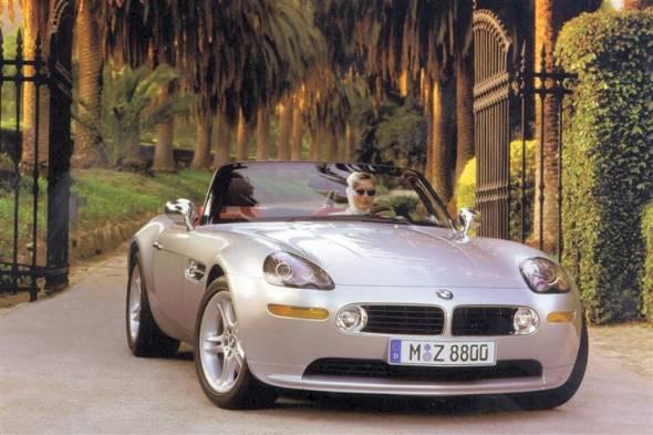BMW Z8 (2000 - 2003) used car review