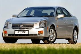 Cadillac CTS range (2005 - 2008) used car review