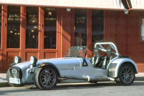 Caterham Seven (1997 to date) used car review
