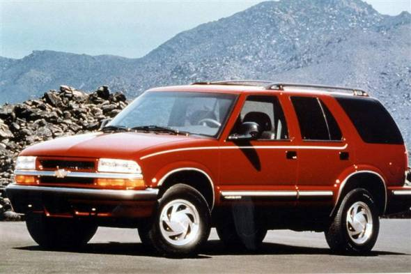 Chevrolet Blazer  (1999 - 2002) used car review