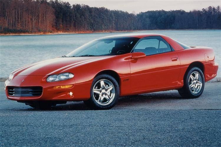 Chevrolet Camaro (1998 - 2002) used car review