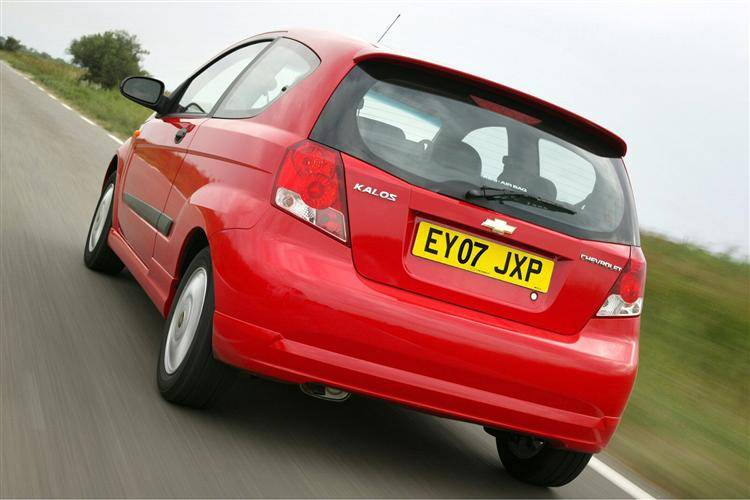 Chevrolet Kalos (2005 - 2009) used car review