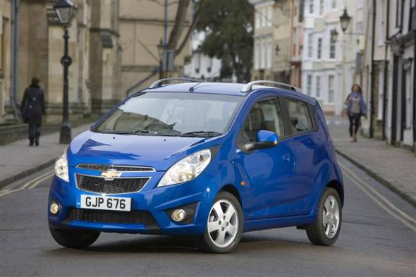 Chevrolet Spark (2010 - 2015) used car review